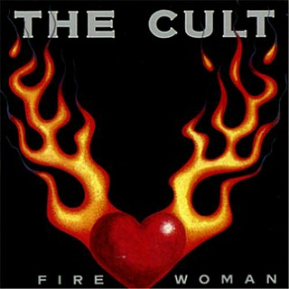 Fire Woman single sleeve