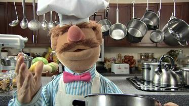 The Swedish Chef Muppet