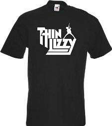 Thin Lizzy Music Band T-shirt