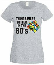Things Were Better in the 80's T-shirt for Women