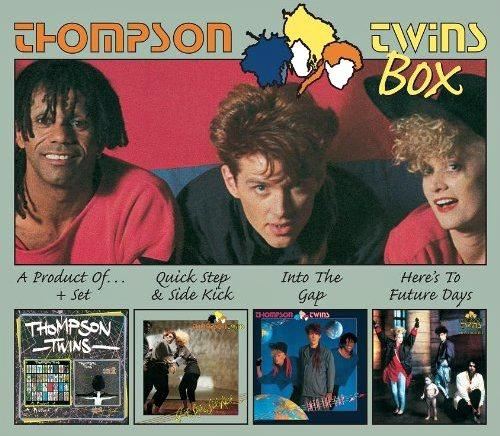 Thompson Twins Box Set album