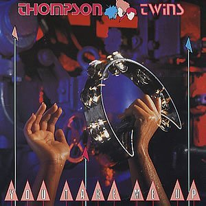 Thompson Twins - You Take Me Up vinyl sleeve