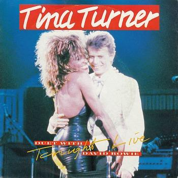 Tina Turner and David Boie - Tonight Live (1984)