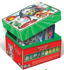 Tom and Jerry Big Box DVD Set