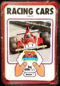 Top Trumps Racing Cars - 1970s Series 1 (Dubreq)