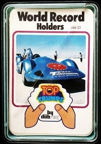 World Record Holders - Top Trumps (1970s) Series 1 by Dubreq