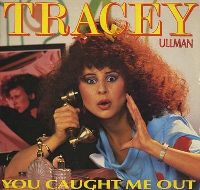 Tracey Ullman's second album (1984) - You Caught Me Out