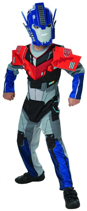 Transformers Costume for Boys