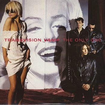 The Only One - Transvision Vamp - 1989 vinyl sleeve
