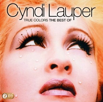 Cyndi Lauper - True Colors The Best Of (CD album)