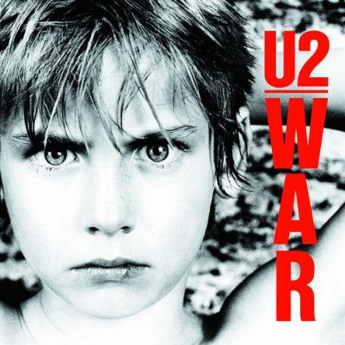 U2 - War (album sleeve front)