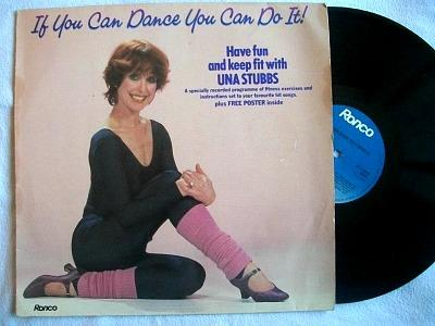 Una Stubbs - If You Can Dance You Can Do It - vinyl LP (1982)