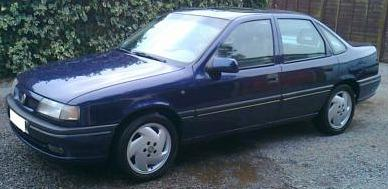 Retro family car - 1994 Vauxhall Cavalier V6