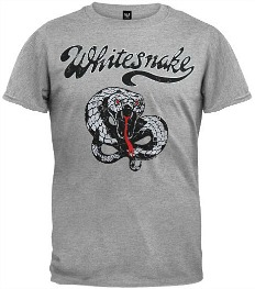 Men's Whitesnake T-Shirt