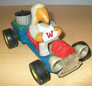 Womble Toy Car