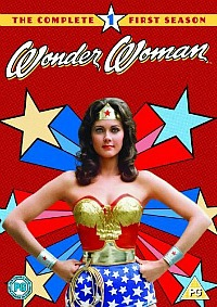 Wonder Woman DVD season one