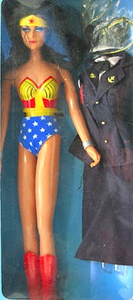 Original Wonder Woman doll