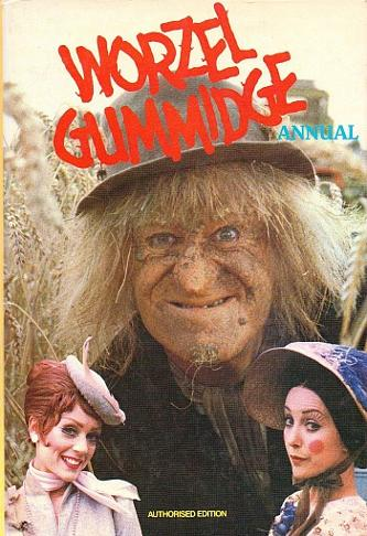 Worzel Gummidge Annual 1981