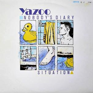 Yazoo - Yaz - Nobody's Diary Limited Edition 12