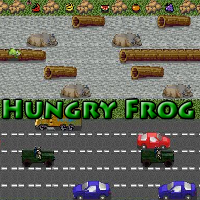 Hungry Frog Online Game