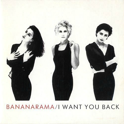 Bananarama - I Want You Back (single sleeve)