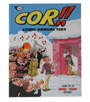 Cor!! Comic Annual 1984