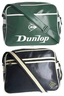 Dunlop Retro Flight Bags