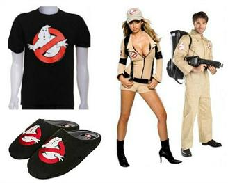 Ghostbusters Clothing and Costumes