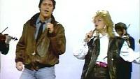 Shakin' Stevens and Bonnie Tyler